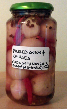 onions pickled