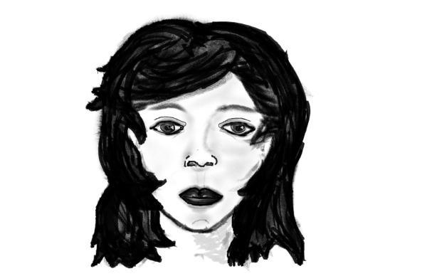girl face1